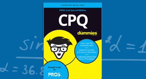CPQ For Dummies