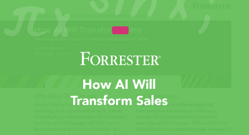 Forrester: How AI Will Transform Sales