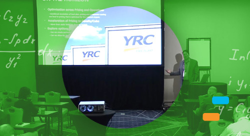 YRC Freight: Enabling Pricing with Data-Driven Solutions