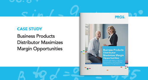 Business Products Distributor Maximizes Margin Opportunities