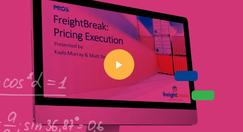 FreightBreak: Pricing for the Sale