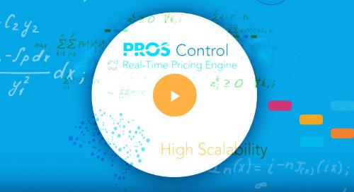 PROS Control – Harmonisierung von Preisen in Echtzeit (in englischer Sprache)
