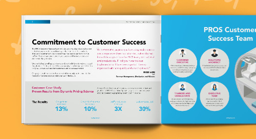 The PROS Difference: Powering Airline Digital Commerce