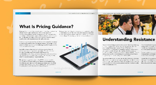How Food Manufacturers Can Master Sales with Pricing Guidance