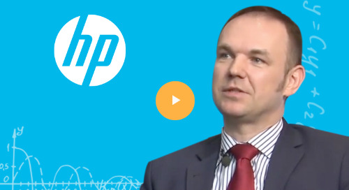 HP on Customer Willingness to Pay with PROS