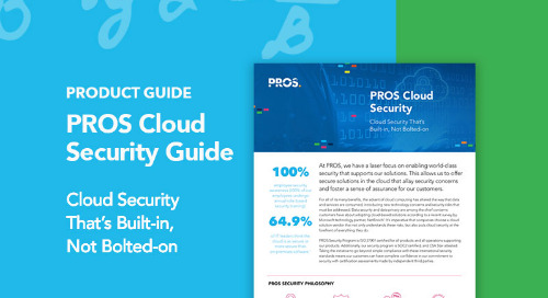 PROS Cloud Security Guide