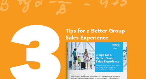 3 Tips for a Better Group Sales Experience