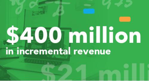 Fortune 50 Multinational Enterprise Tech Achieves $400M in Incremental Revenue