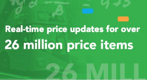 Real-Time, Algorithmic Pricing Keeps U.S.'s Largest Bus Transportation Provider Moving