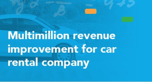 Car Rental Company Generates Millions in Additional Revenue
