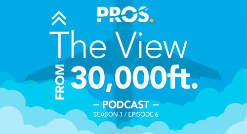 Episode 6: A Conversation about PROS Webinar with Phocuswire