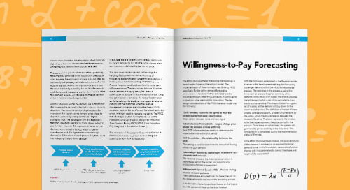 Breaking Down Willingness-to-Pay in RM