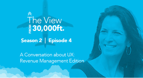 A Conversation about UX - Revenue Management Edition, Season 2, Episode 4
