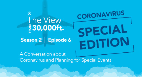 Season 2, Episode 6: A Conversation about Coronavirus and Planning for Special Events