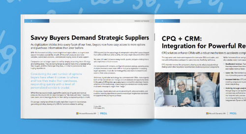 Improve Win Rates with CPQ in Your CRM