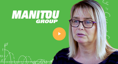 Manitou Group Accelerates Sales with Smart CPQ
