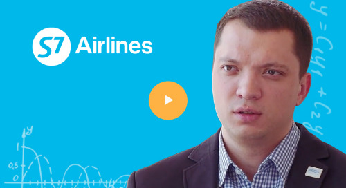 S7 Airlines Improves their Customer Experiences with PROS