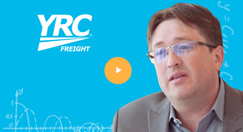 YRC Freight Leverages Data to Maximize Opportunities
