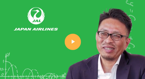 Japan Airlines Elevates the Customer Experience