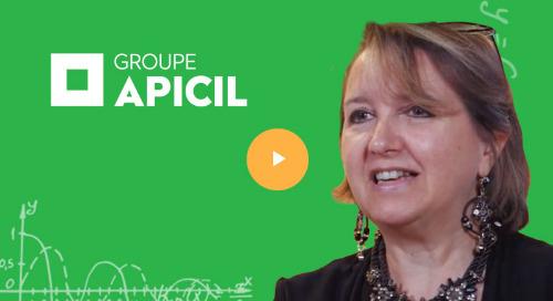 PROS répond aux challenges du Groupe Apicil