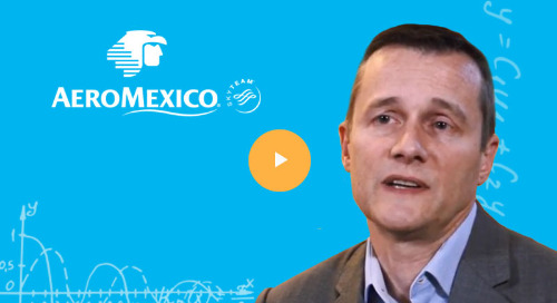 Aeromexico Stays Competitive with Latest Revenue Management Software