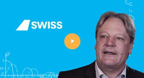 Swiss International Airlines Achieves Revenue Uplift