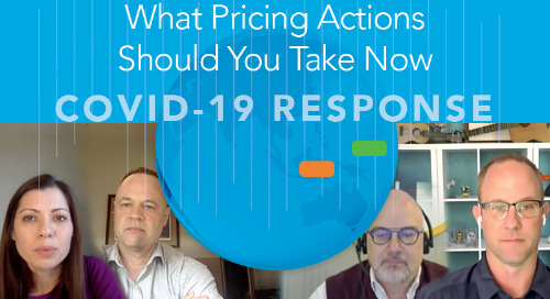 What Pricing Actions Should You Take Now?