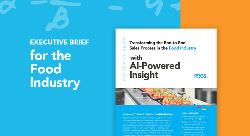 How to Drive Revenue Growth in the Food Industry