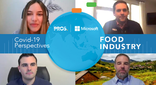 Preparing for the New Normal in the Food Industry: An Expert Discussion