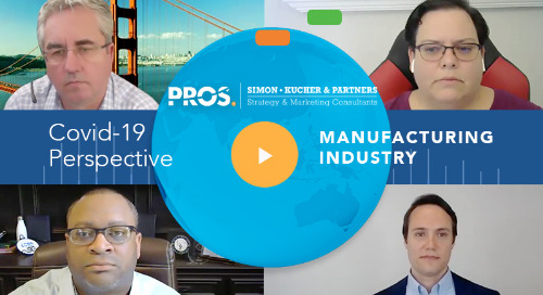 How to Prepare for the New Normal in Manufacturing: An Expert Discussion