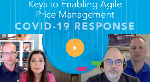 Keys to Enabling Agile Price Management