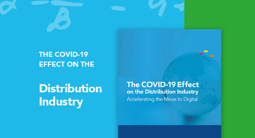 The COVID-19 Effect on Distribution: Accelerating the Move to Digital