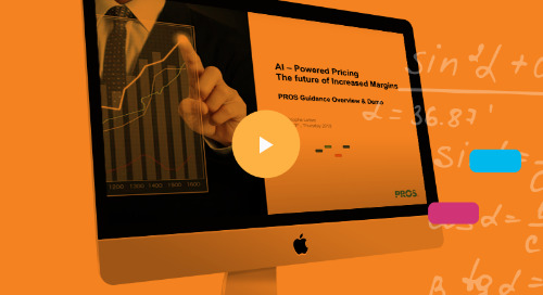 Partners | AI-powered Pricing: The Future of Increased Margins
