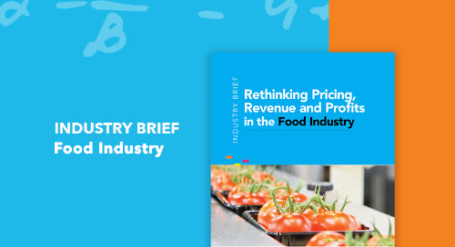 Rethinking Pricing, Margin, and Profits in the Food Industry