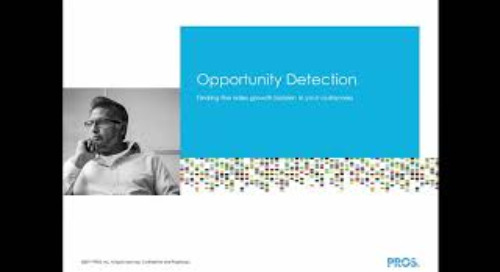 Opportunity Detection for Salesforce Experience
