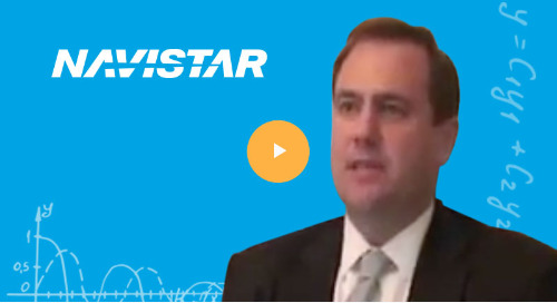 Navistar Harnesses Pricing Technology