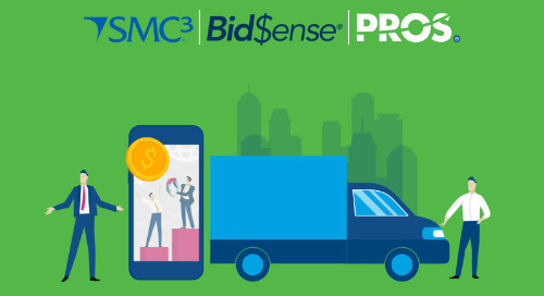 PROS and SMC³ Partner to Accelerate RFP Response for Trucking Carriers