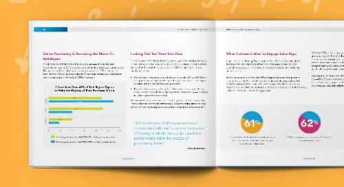 B2B Buyer Survey: Technology Industry Results