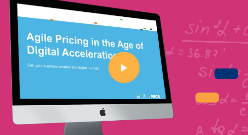 Agile Pricing in the Age of Digital Acceleration