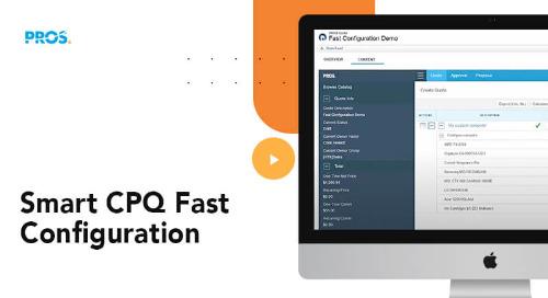 Smart CPQ Fast Configuration