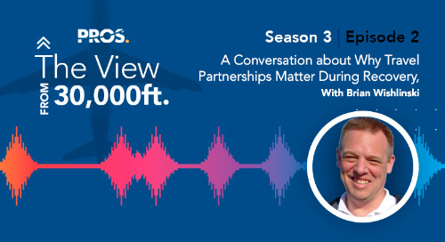 A Conversation about Why Travel Partnerships Matter During Recovery, with Brian Wishlinski, Season 3, Episode 2