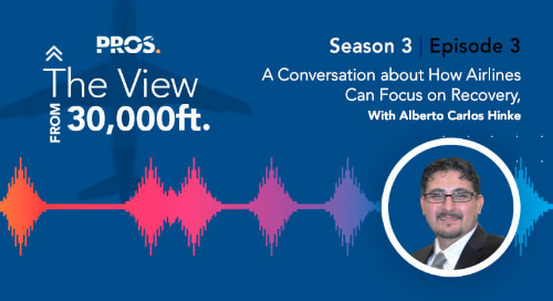 A Conversation about How Airlines Can Focus on Recovery, with Alberto Carlos Hinke, Season 3, Episode 3