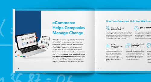 Protect Your Pipeline: How eCommerce Helps Sales Leaders Mitigate Business Uncertainty