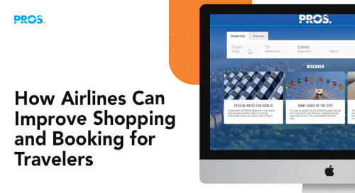 How Airlines Can Improve Shopping and Booking for Travelers