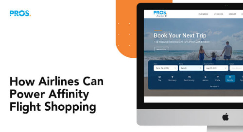 How Airlines Can Power Affinity Flight Shopping