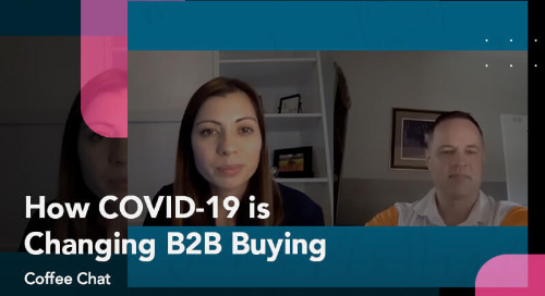 How COVID-19 is Changing B2B Buying
