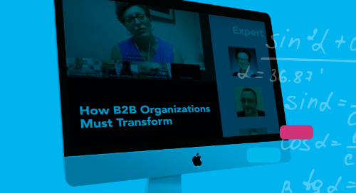 How B2B Organisations Must Transform