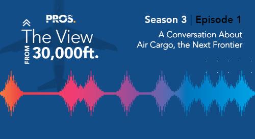 A Conversation about Air Cargo, the Next Frontier, Season 3, Episode 1