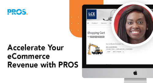 Accelerate Your eCommerce Revenue with PROS