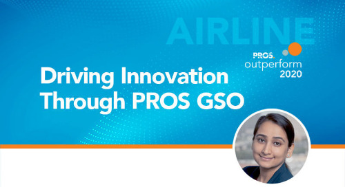 Driving Innovation through PROS GSO